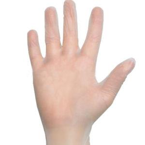 Cleanroom 12 inch Vinyl Gloves