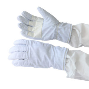Cleanroom ESD Heat Resistant Gloves