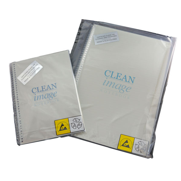ESD Cleanroom Lined Notebook | ESD Cleanroom Equipment | Widaco