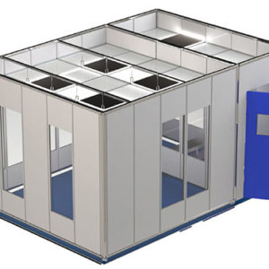 ISOPOD Modular Cleanrooms