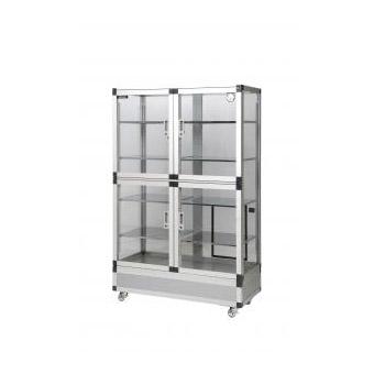 Esd dehumidifying cabinets