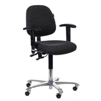 Charming ESD Chair Fixed Sitting Angle