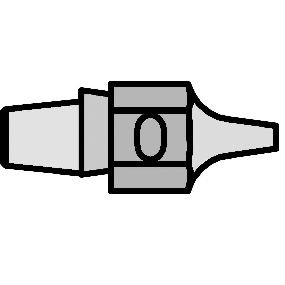 DX 110 Desoldering Nozzle