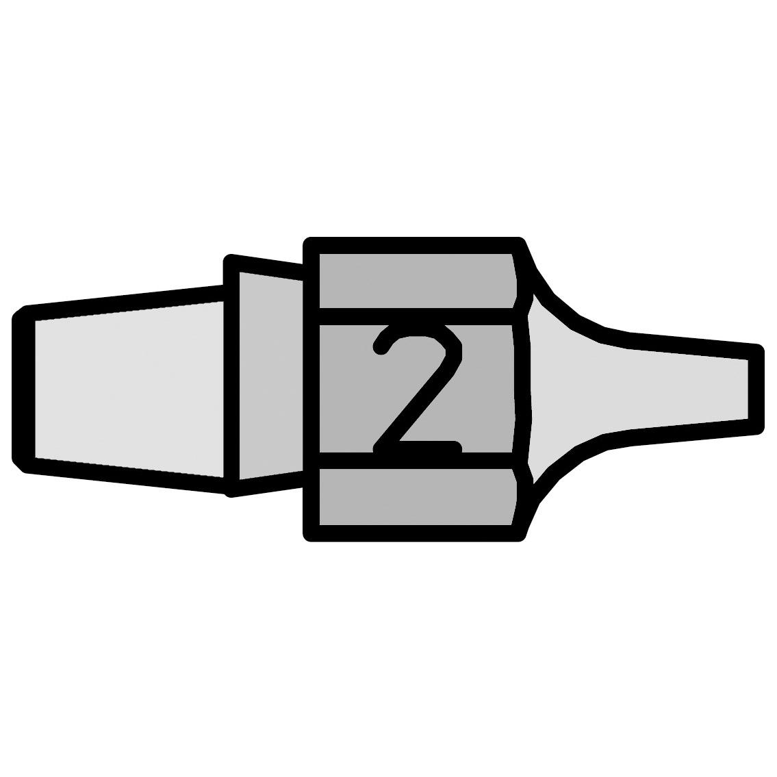 DX 112 Desoldering Nozzle