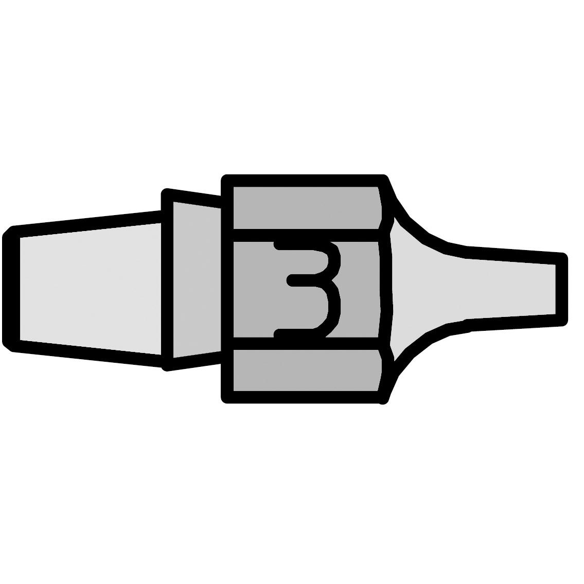 DX 113 Desoldering Nozzle