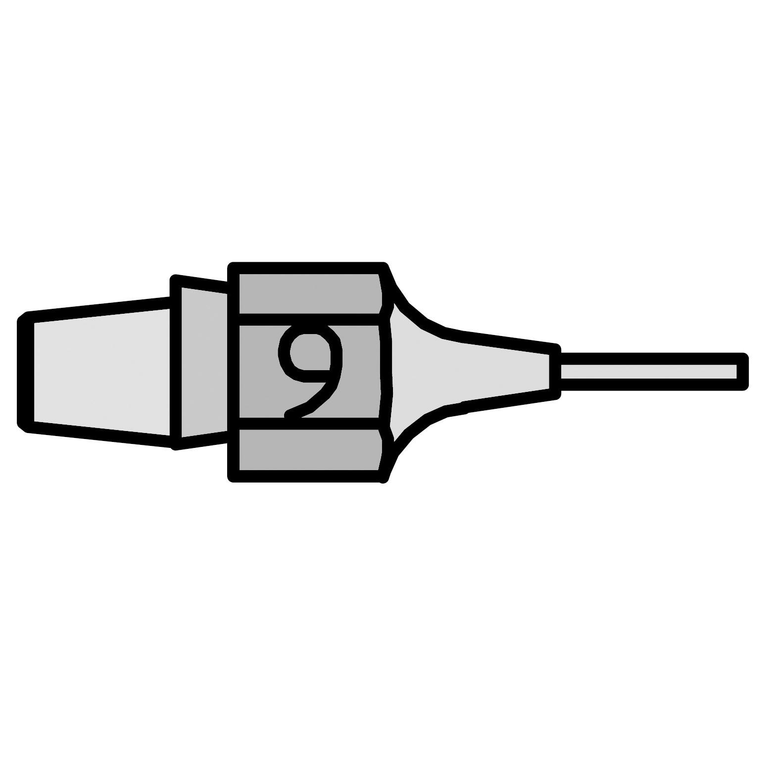 DX 119 Desoldering Nozzle