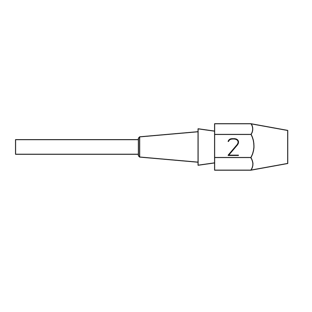 XDS 2 Desoldering nozzles