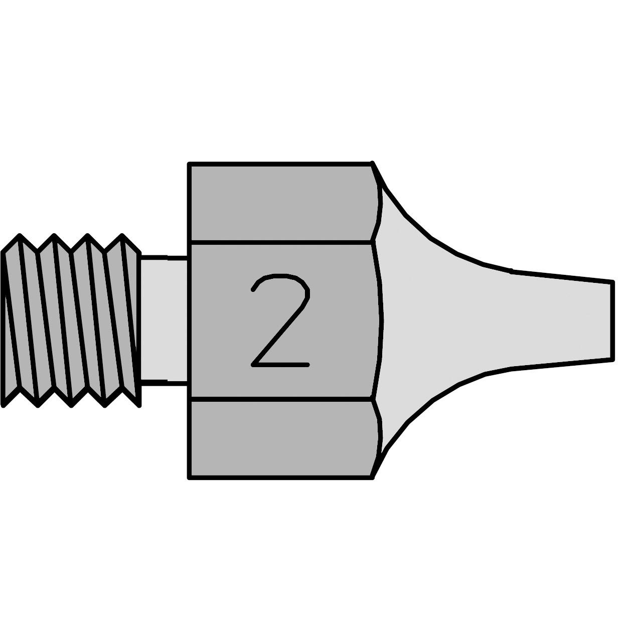 DS 112 Desoldering nozzle