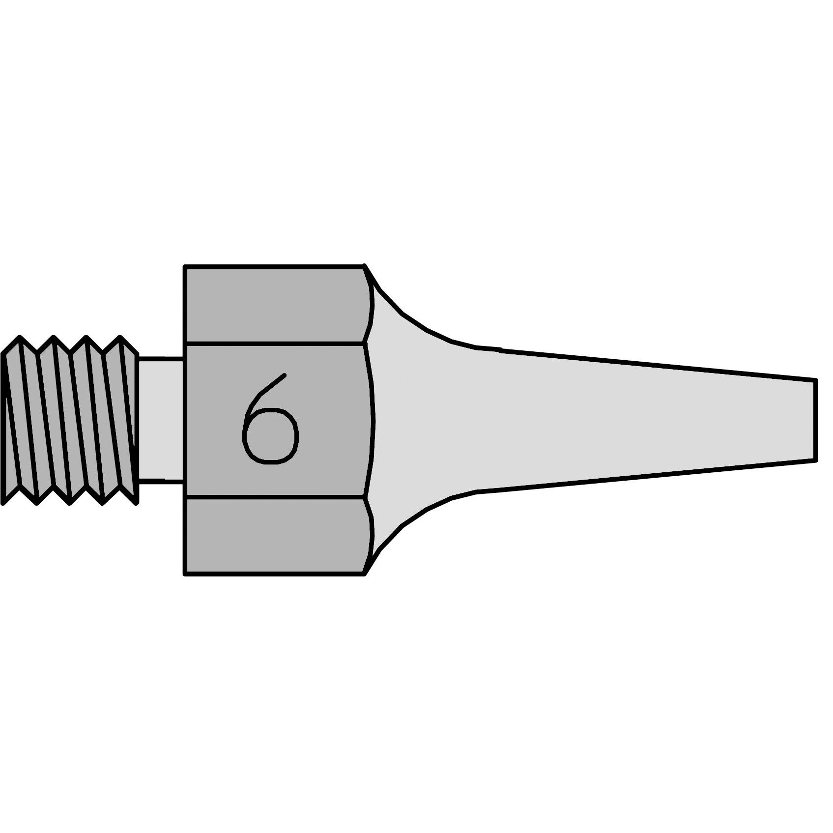 DS 116 Desoldering nozzle