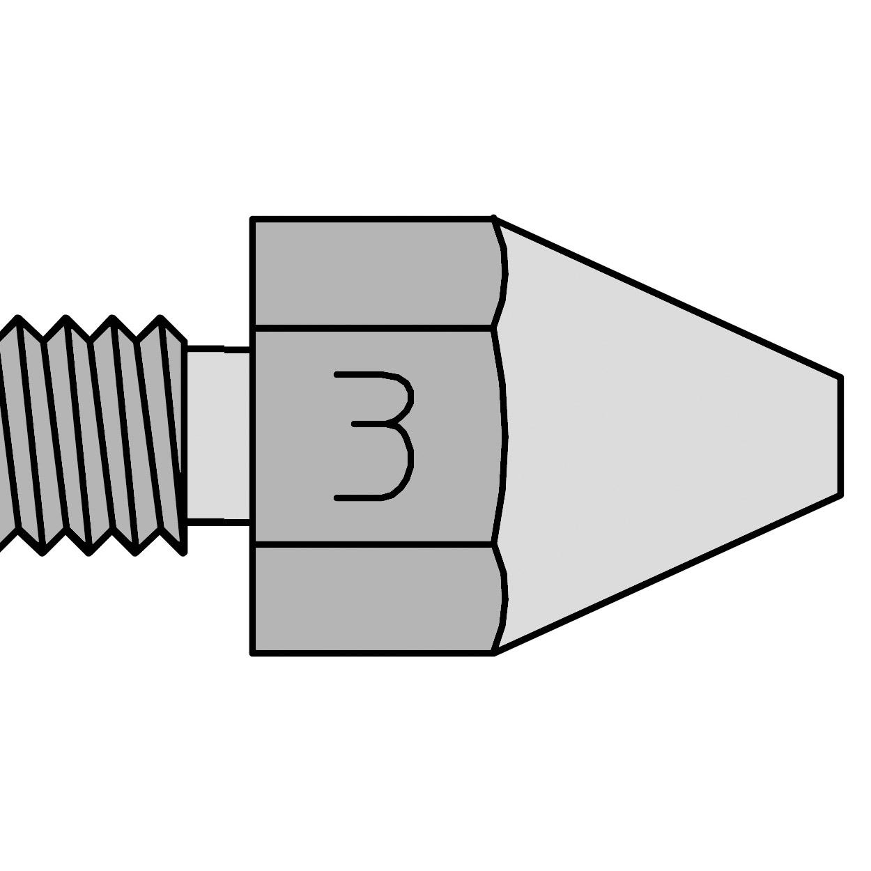 DS 113HM Soldering tip
