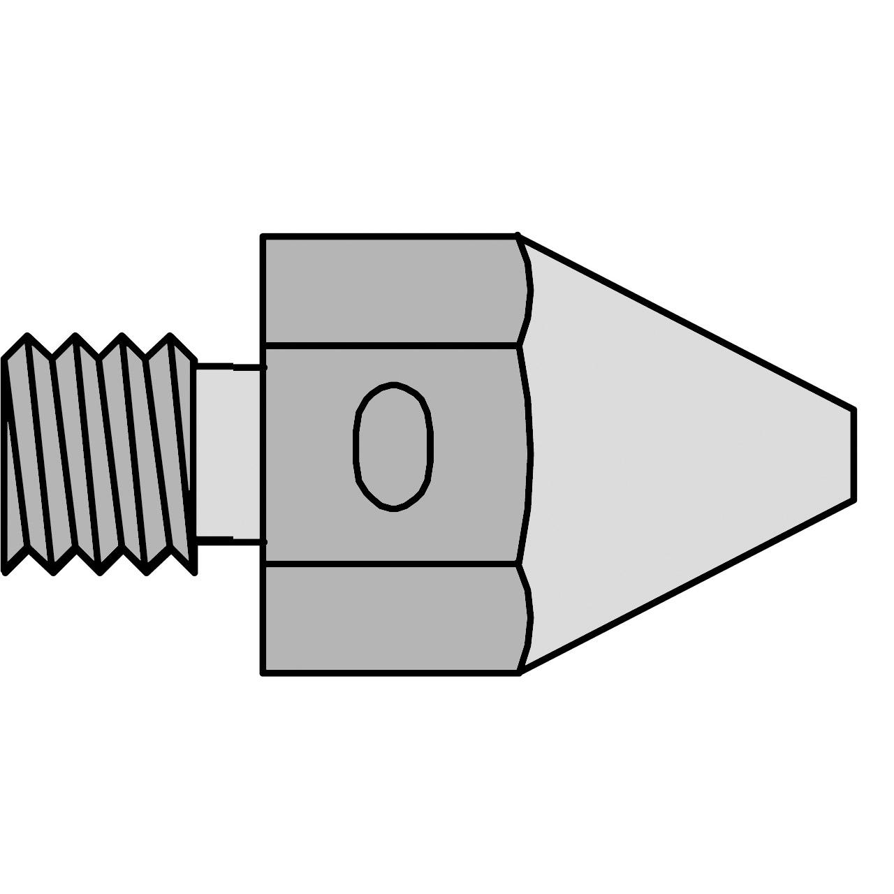 DS 110HM Desoldering nozzle
