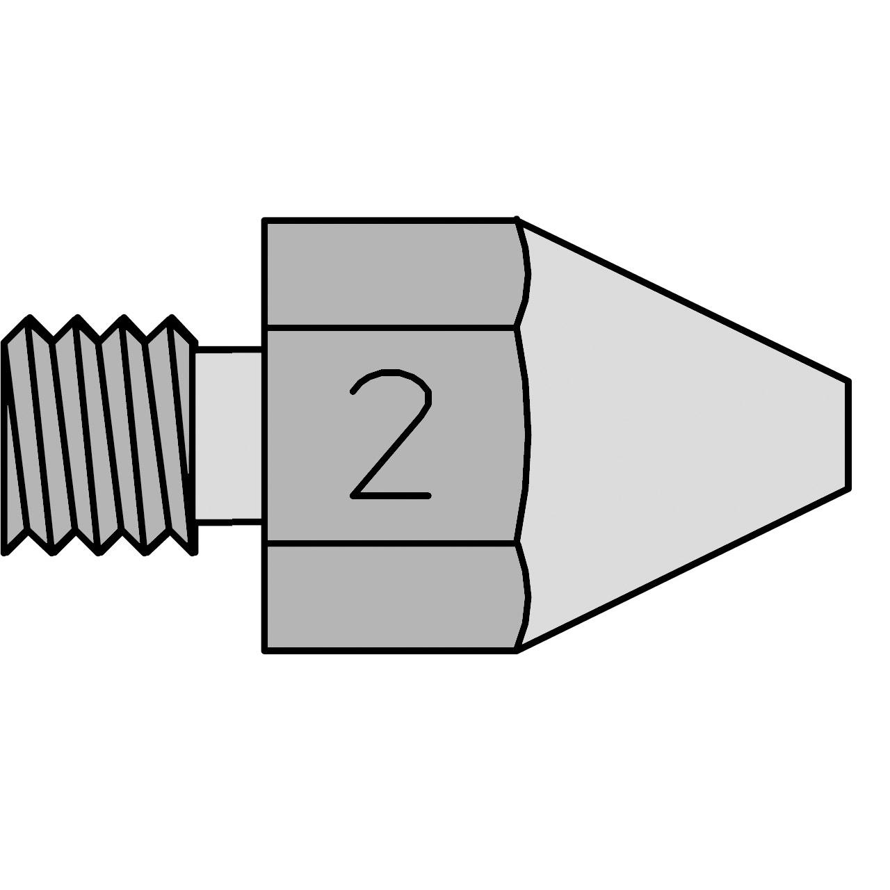 DS 112HM Soldering tip
