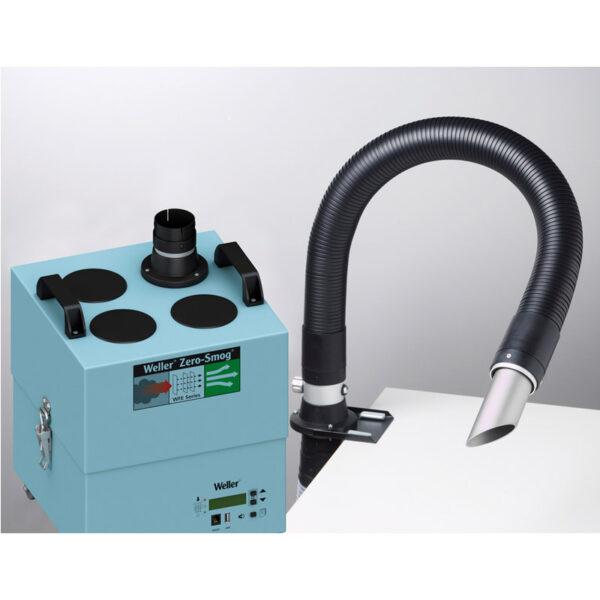 Zero Smog 4 V Kit 1 sloped nozzle Volume extraction