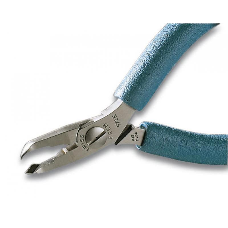 572E Tip cutter - angled narrow head