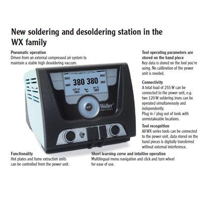 WXD 2 Desoldering station
