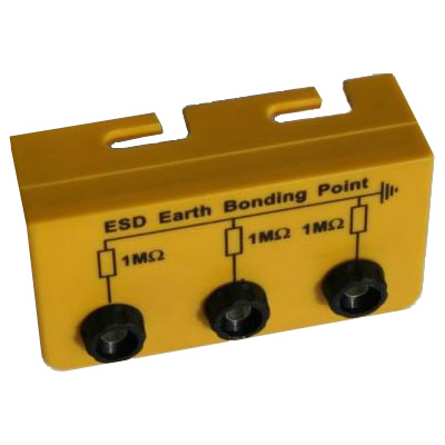 ESD Bench Mount Grounding
