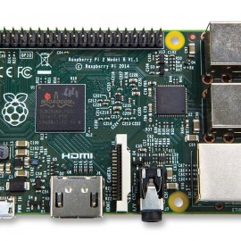 RASPBERRY PI 2, MODEL B, 1GB RAM
