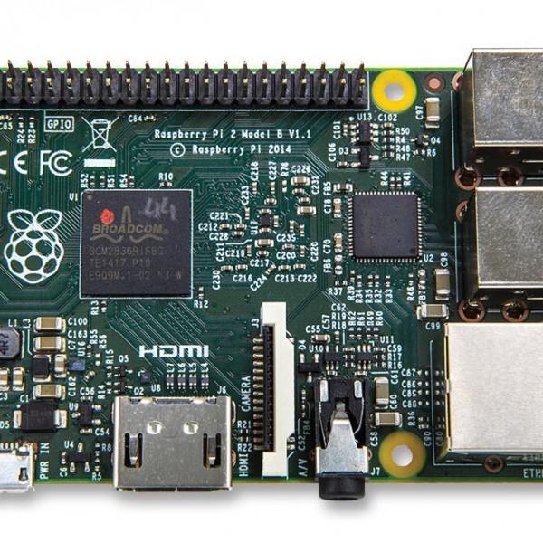 RASPBERRY PI 2, MODEL B, 1GB RAM