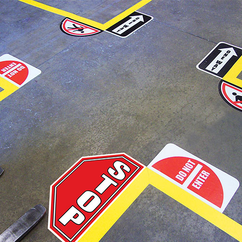 Safety & Floor Markings