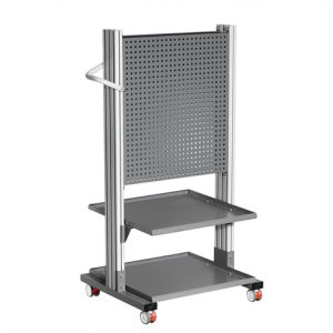 Esd Movable equipment trolley ST-VR-01