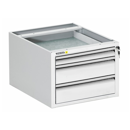 Antisatic suspended Drawer