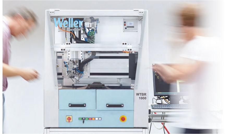 Weller WTBR 1000 Robot Soldering
