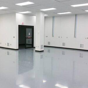 eESD epoxy flooring