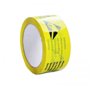 ESD Warning Packaging Tape