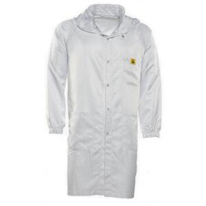 esd cleanroom lab coat