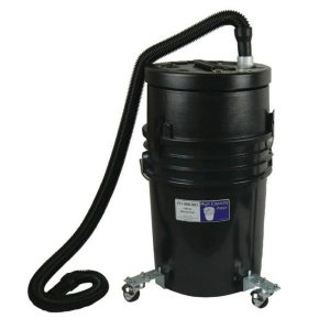 high capacity ultrafine esd vacuum