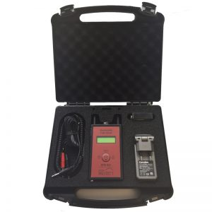 Electro field meter