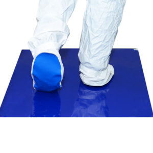 Cleanroom Contamination Control Mats