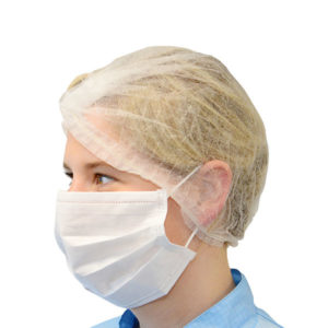 ESD Disposable Cleanroom Face Masks