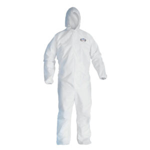 KleenGuard A40 ESD Hooded Coverall