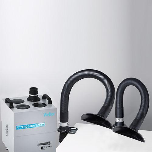 Zero Smog 4V Kit 2 funnel Volume extraction