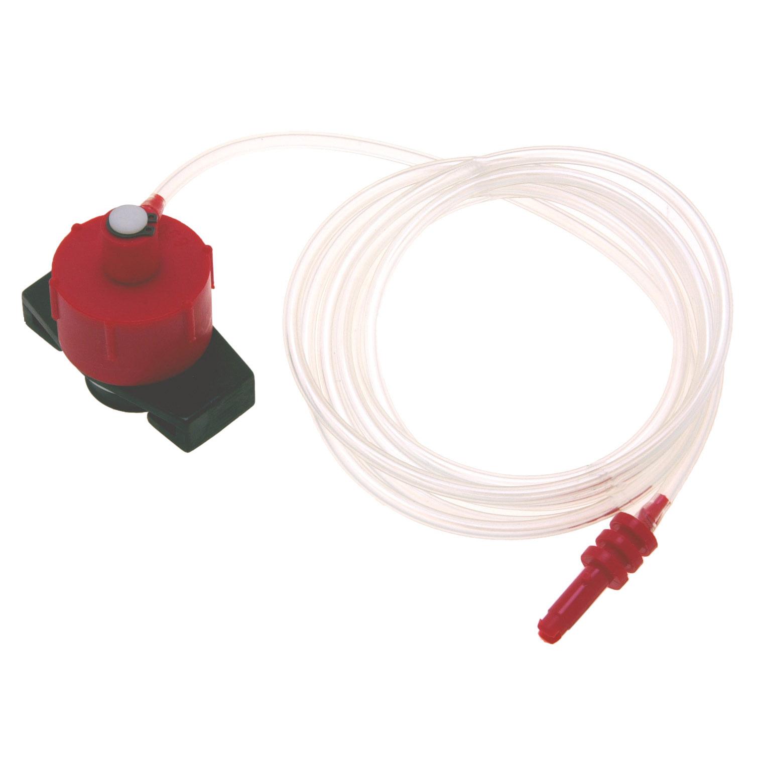 KDS830S6 Metal syringe adapter