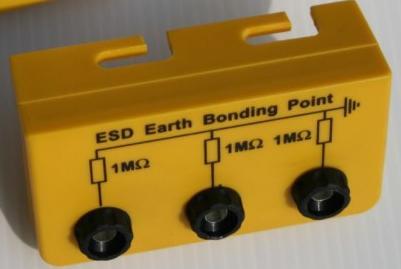 Esd Earth Bonding point Box