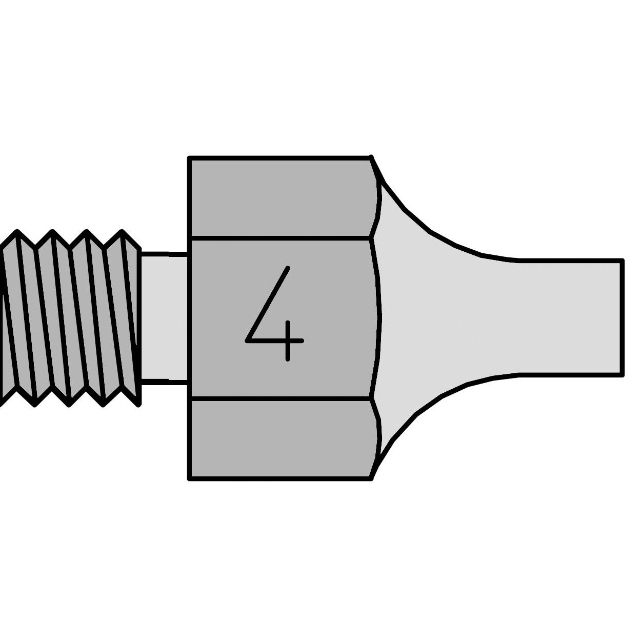 DS 114 Desoldering nozzle