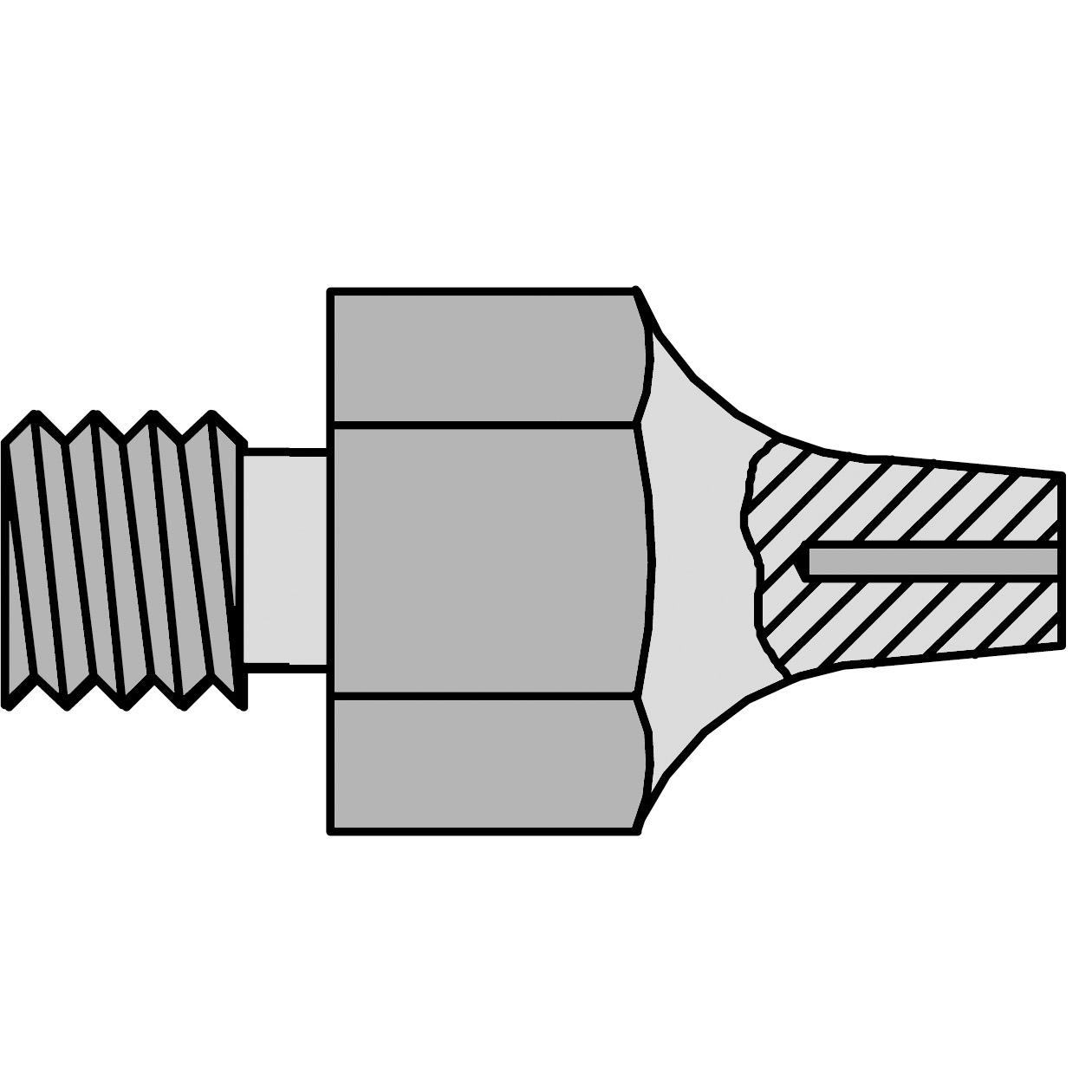 DS Measuring nozzle