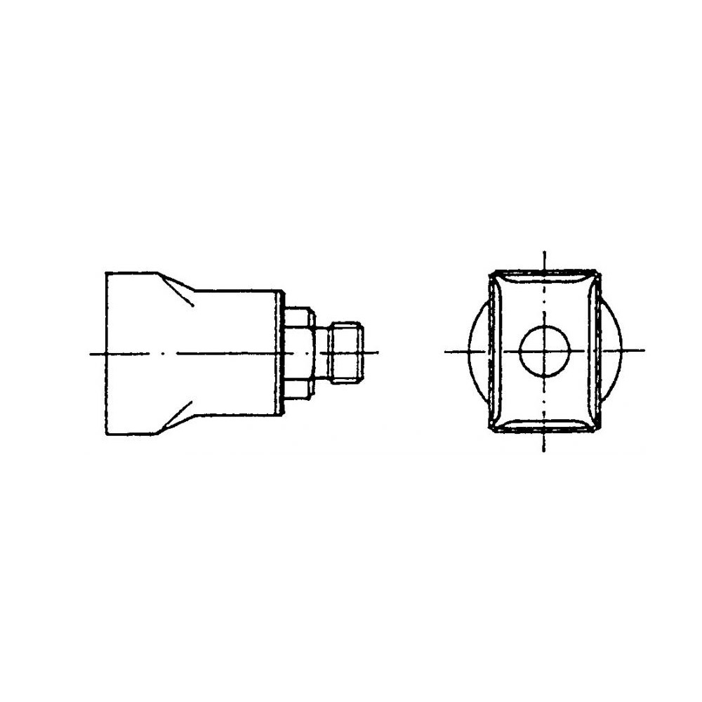 Q06 Hot Air Nozzle