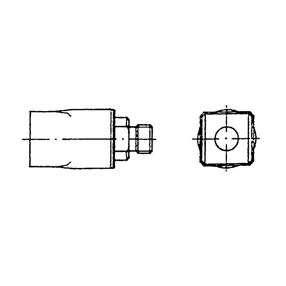 D06 Hot Air Nozzle