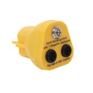 ESD Grounding Plugs