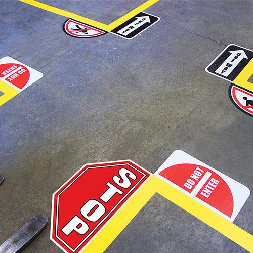 Safety & Floor Markings