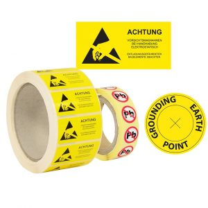 ESD Signs & Labels