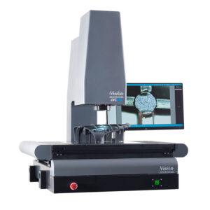 Large Capacity CNC Video Measurement System