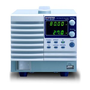 Programmable and single channel DC power