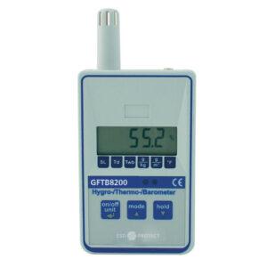Digital hygro thermo and barometer